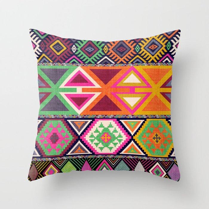 Aztec Artisan Tribal Bright