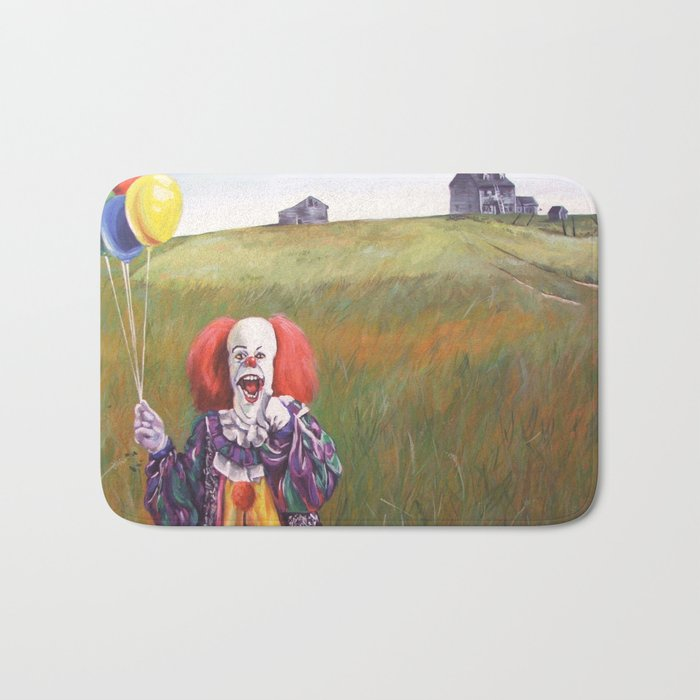 Pennywise's World Bath Mat