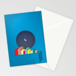 (ISO)TOPIA Stationery Cards