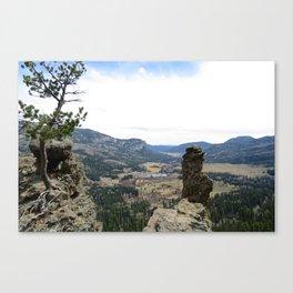 Wolf Creek 4 Canvas Print