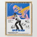 Vintage American Blaxploitation film poster -Top of the Heap (1972) by rossgilmore