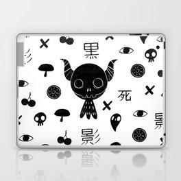 Paint it Kuro Laptop & iPad Skin