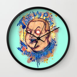 That's My Purse Wall Clock