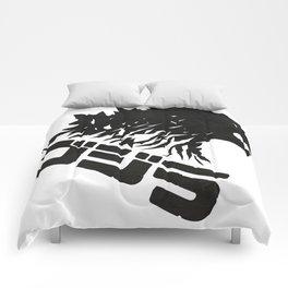 King of Monsters Comforters