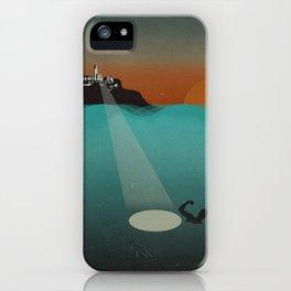 Filligar - Du Nord - San Francisco iPhone Case