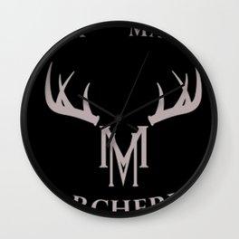 Mark Martin Archery Wall Clock