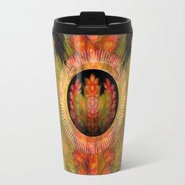 """""""Golden spring equinox"""" Travel Mug"""