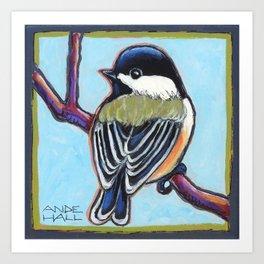 Boom Chicka Dee Art Print