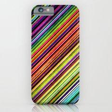 Stripes II iPhone 6s Slim Case