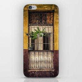 Casco Viejo Door iPhone Skin