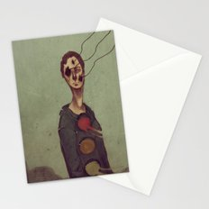 You Must Keep Going Stationery Cards