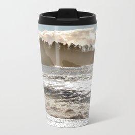 Rialto Beach Metal Travel Mug