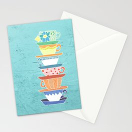 Not My Cup Stationery Cards