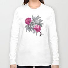Finding Beauty Long Sleeve T-shirt