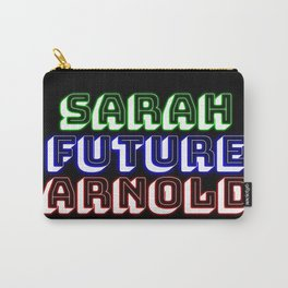 3 Word Movies #1 Carry-All Pouch