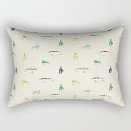 Bait & Sail - Lures Rectangular Pillow
