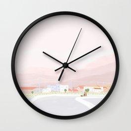Countryside Walks Wall Clock