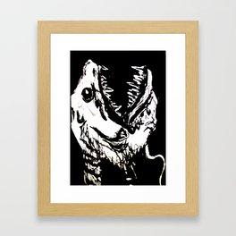Pacific Blackdragon Framed Art Print