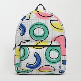 Minimal Memphis Backpack
