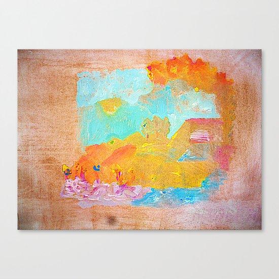 Rafoj Canvas Print