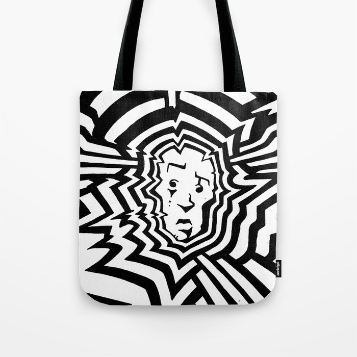 Radiation #1 Tote Bag