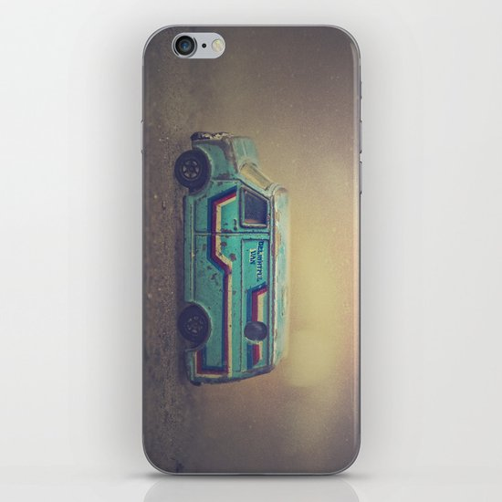 delightful van iPhone & iPod Skin