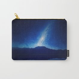 When The World Falls Down Carry-All Pouch