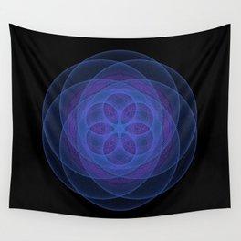 Omnigeo#2 - Geometric Pattern Wall Tapestry