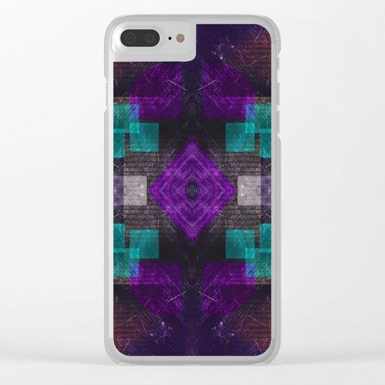 H Clear iPhone Case