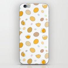 Space Eggs iPhone Skin