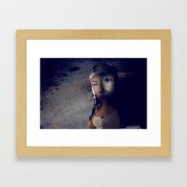 MyMel Framed Art Print