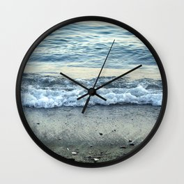 surf lace Wall Clock