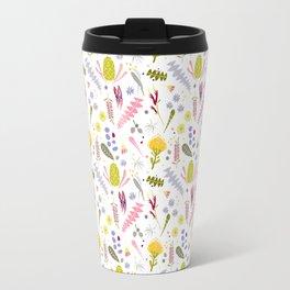 Australian Botanical Travel Mug