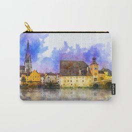 Regensburg Carry-All Pouch