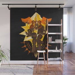 Melodies of IX Wall Mural