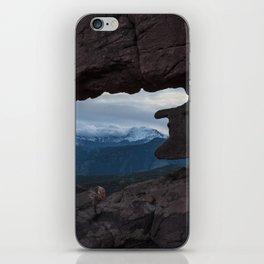Pikes Peak iPhone Skin