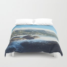 Hello Cape Town Duvet Cover