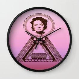 Deroco Dietrich- Mountain Wall Clock