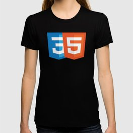 Html5 and CSS3 T-shirt