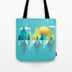 the Clarion Lake Tote Bag