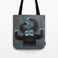 Monster In My Pants Tote Bag