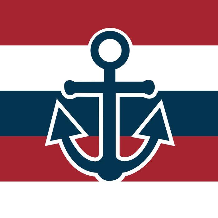 Nautical Anchor Comforters
