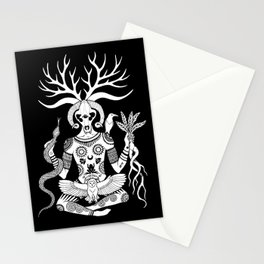 Lord of the Beasts Stationery Cards