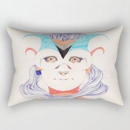 Hair Play 03 Rectangular Pillow