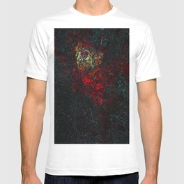 volcano beautiful nature T-shirt