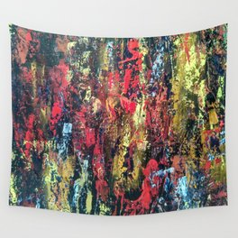 Abstract painting 103 Wall Tapestry