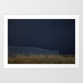Protection against the Storm Art Print