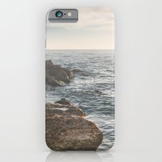 Ocean (Rocks Within the Misty Blue) Slim Case iPhone 6s