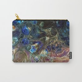 Currents 1 (Abstract Dachshund) Carry-All Pouch