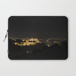 The Star of Bethlehem, Conjuncion of Saturn and Jupiter 2020 over the Alhambra palace Laptop Sleeve